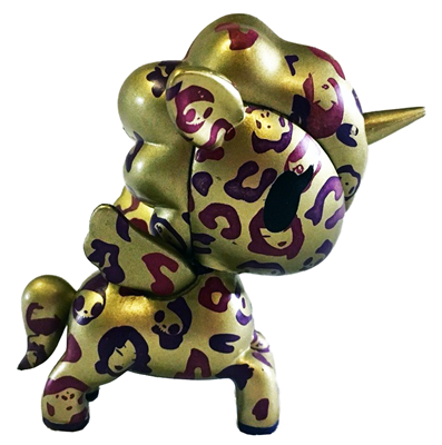 Tokidoki Unicorno Metallico Series 2 Cheetah