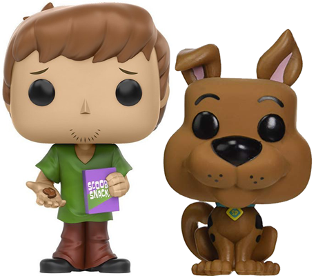 Funko Pop! Animation Scooby Doo & Shaggy