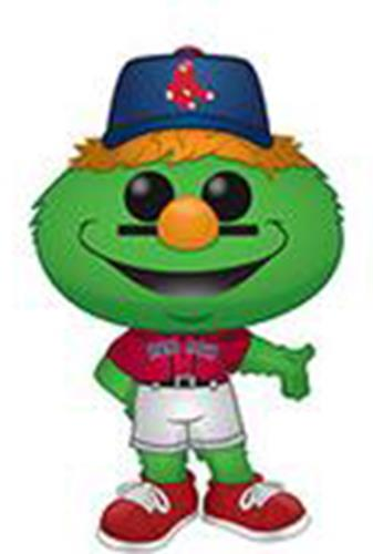 Funko Pop! MLB Boston Red Sox Mascot Wally the Green Monster
