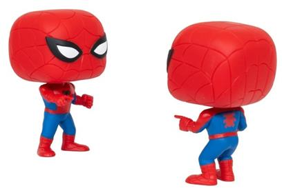 Funko Pop! Marvel Spider-man vs Spider-man IMPOSTER