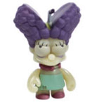 Kid Robot Simpsons x Kidrobot Zombie Marge