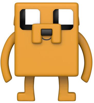 Funko Pop! Television Jake (Minecraft)