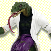 Marvel Legends Lizard Series