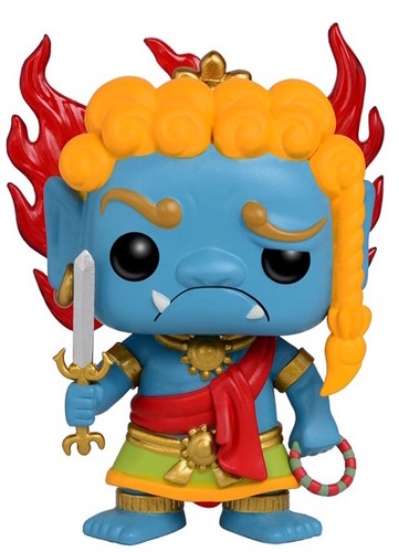 Funko Pop! Asia Fudo Myo-o Icon