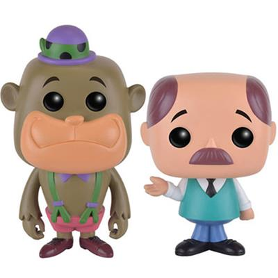 Funko Pop! Animation Magilla Gorilla & Mr. Peebles