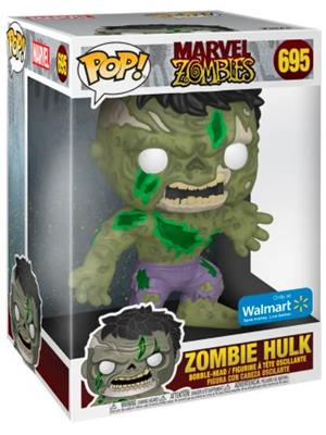 Funko Pop! Marvel Zombie Hulk (10 Inch) Stock