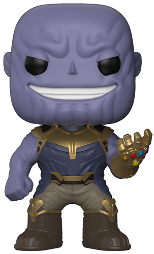 Funko Pop! Marvel Thanos