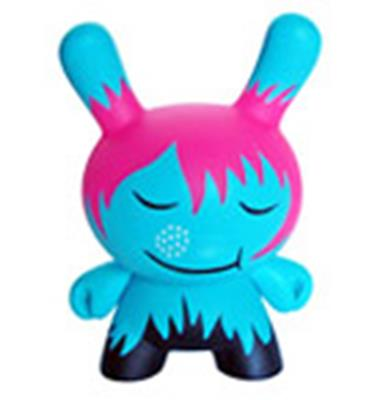 Kid Robot Special Edition Dunny Free Hugs Stock
