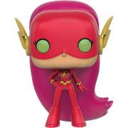 Funko Pop! Television Starfire as The Flash