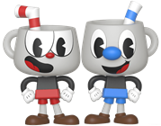 Vynl All Cuphead + Mugman