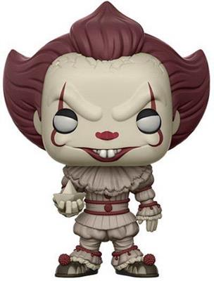 Funko Pop! Movies Pennywise (w/ Boat) - Chase Icon