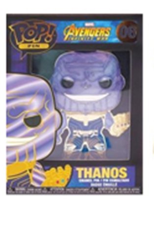 Funko Pop! Pins Thanos Pin Stock