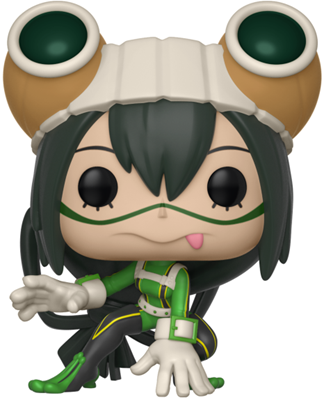 Funko Pop! Animation Tsuyu  Icon