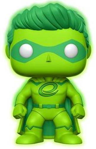Funko Pop! Funko Emerald City Crusader (Glow)