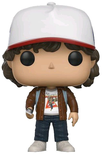 Funko Pop! Television Dustin (Brown Jacket)