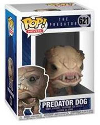 Funko Pop! Movies Predator Dog (Box Error) Stock