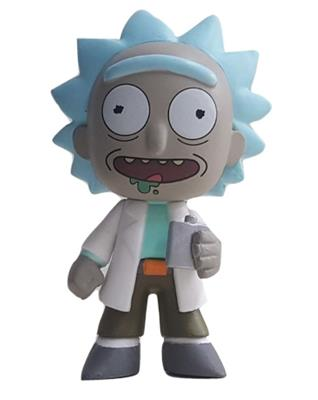 Mystery Minis Rick and Morty Rick (Flask)