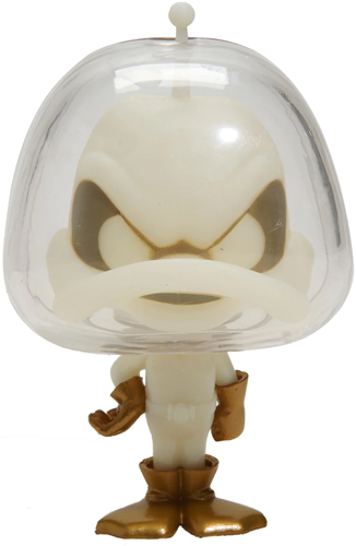 Funko Pop! Animation Duck Dodgers (Gamma White Glow) Icon Thumb