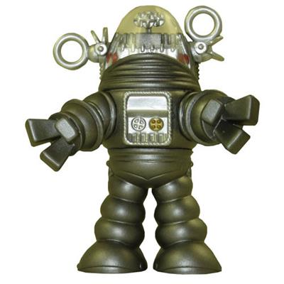 Mystery Minis Science Fiction Series 1 Robby the Robot  Icon