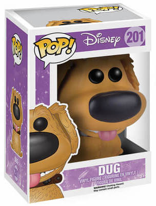 Funko Pop! Disney Dug Stock