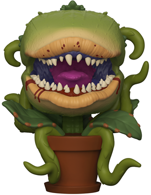 Funko Pop! Movies Audrey II (Bloody) - Chase Icon