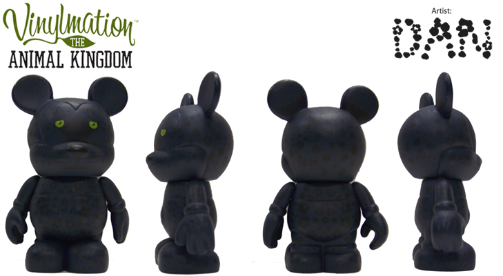 Vinylmation Open And Misc Animal Kingdom Panther