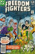 DC Comics Freedom Fighters (1976) Freedom Fighters (1976) #15
