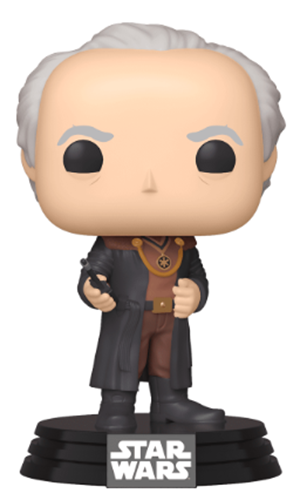 Funko Pop! Star Wars The Client