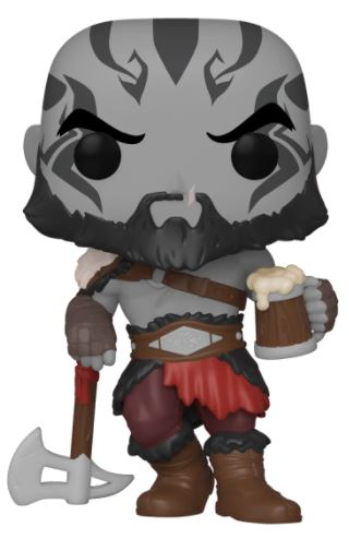 Funko Pop! Games Grog Strongjaw