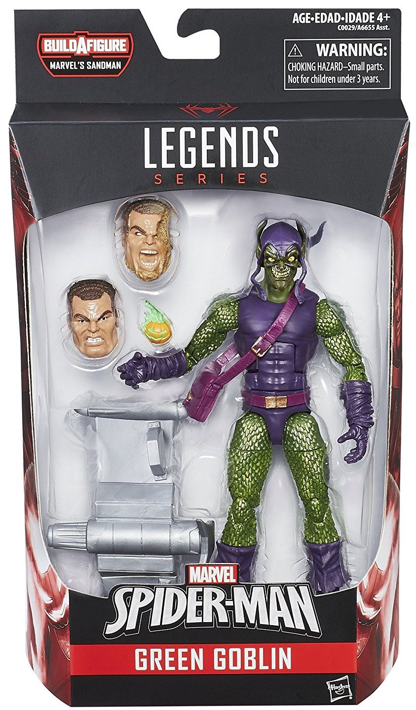 Marvel Legends Sandman Series Green Goblin