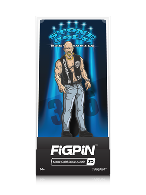 FiGPin WWE: Legends Stone Cold Steve Austin Stock