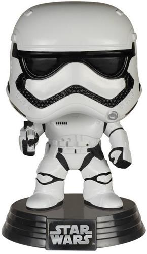 Funko Pop! Star Wars First Order Stormtrooper