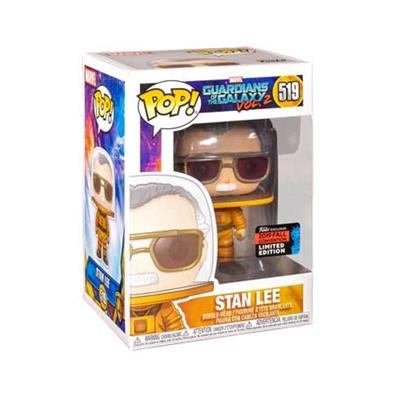 Funko Pop! Marvel Stan Lee (Cameo appearance) Stock