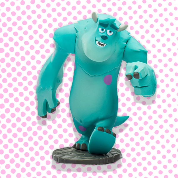 Disney Infinity Figures Monsters Inc.