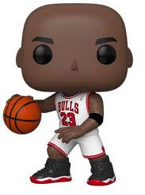 Funko Pop! Sports  Michael Jordan (white) (10 inch)