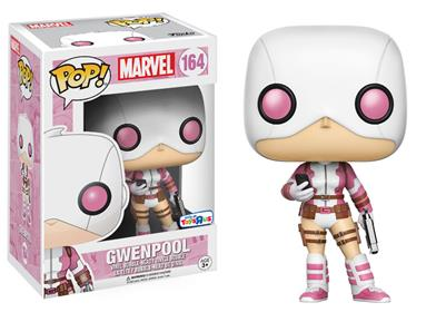 Funko Pop! Marvel Gwenpool (w/ Gun) Stock Thumb