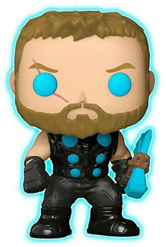 Funko Pop! Marvel Thor (Infinity War) - Glow