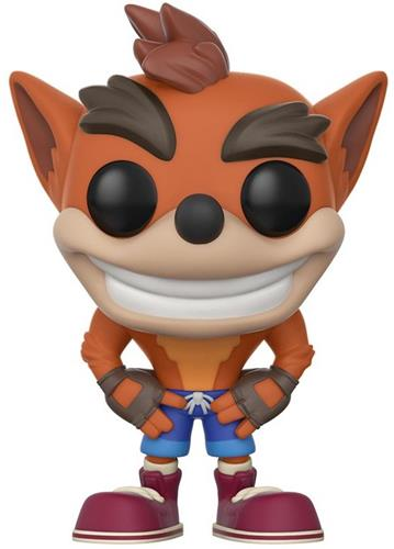 Funko Pop! Games Crash Bandicoot