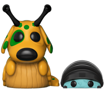 Funko Pop! Monsters Slog (w/ Grub) - CHASE