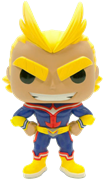 Funko Pop! Animation All Might (Glow)