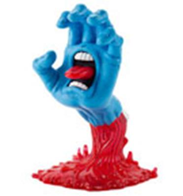 Kid Robot Art Figures Santa Cruz: Screaming Hand Stock