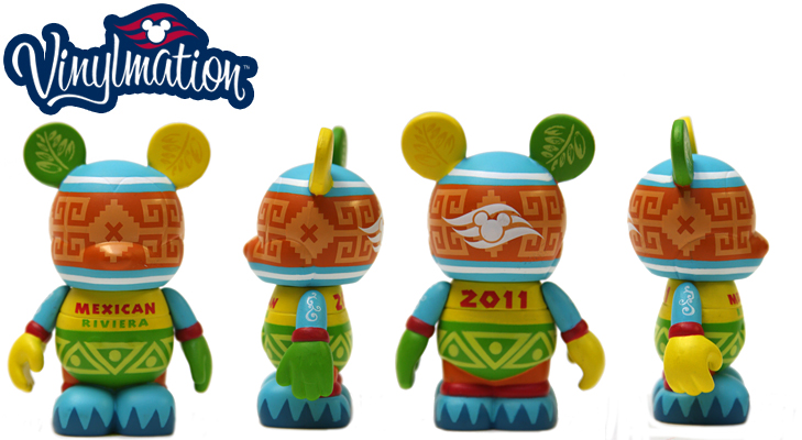 Vinylmation Open And Misc Disney Cruise Line Mexican Riviera