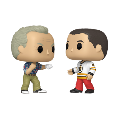 Funko Pop! Movies Bob Barker & Happy Gilmore 2 pack