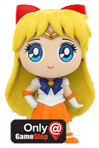 Mystery Minis Sailor Moon Sailor Venus (Posed)