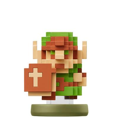 Amiibo The Legend of Zelda Link 8-bit (The Legend of Zelda)