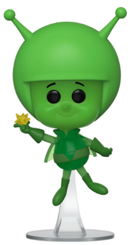 Funko Pop! Animation Great Gazoo (Glows in the Dark)