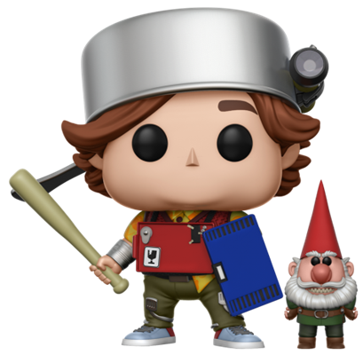 Funko Pop! Television Toby (Armored)