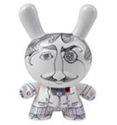 Kid Robot Special Edition Dunny Dandy