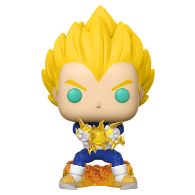 Funko Pop! Animation Final flash Vegeta Icon