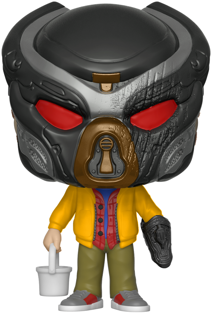 Funko Pop! Movies Rory (w/ Predator Mask)
